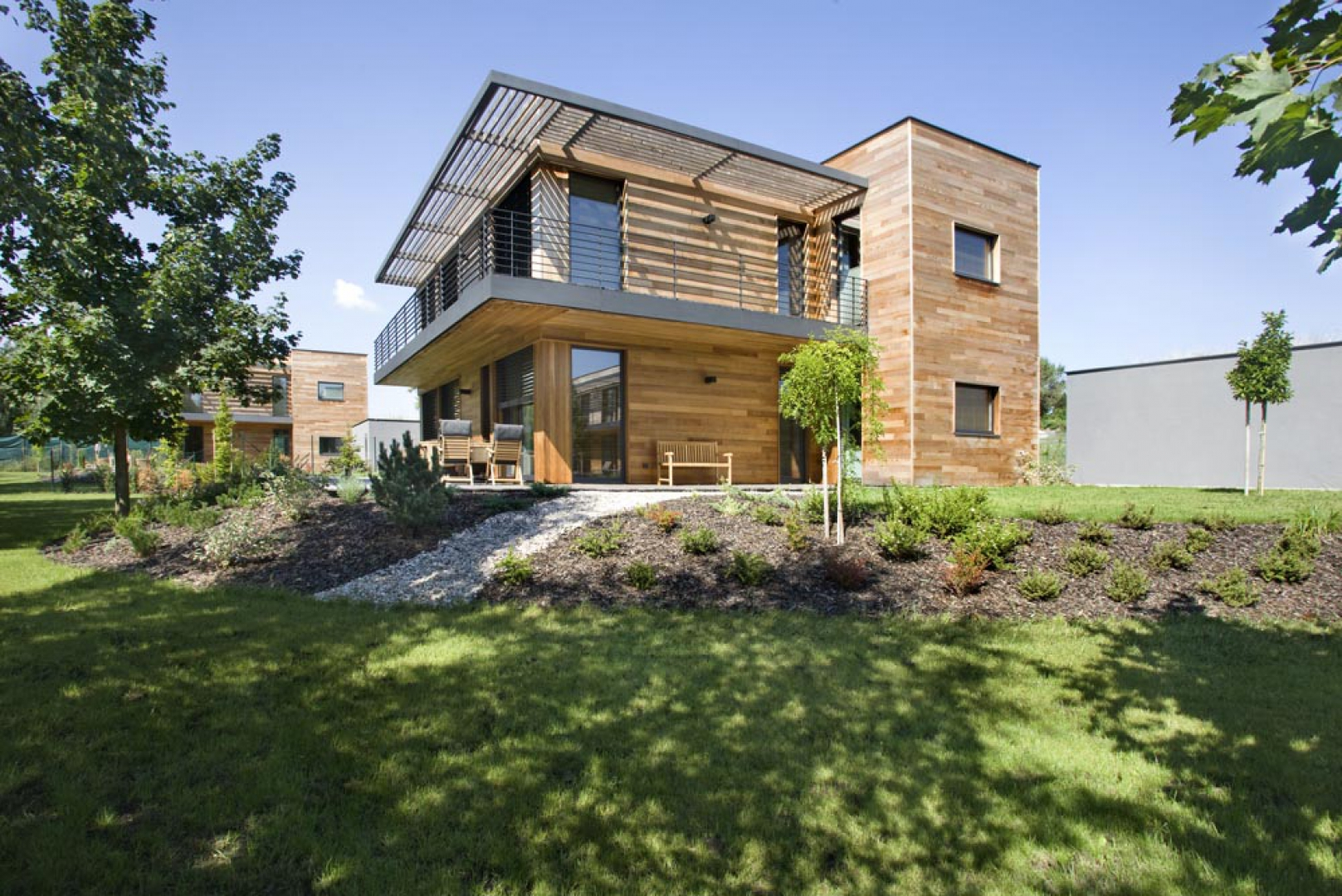 Exclusive design villa in Yard Resort