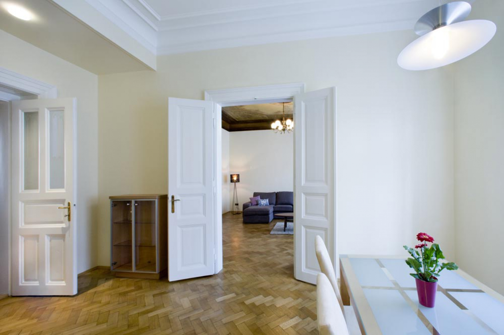 Luxury apartment in one of the most exclusive location in for Designer apartment prague