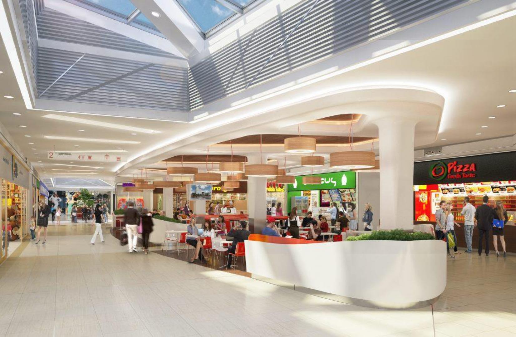 870055313d E-mail. Obchodní prostory o velikosti 30 - 100 m2 v úspěšném obchodním centru  Central Kladno.